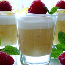 Lemony Limoncello, Raspberry & Mascarpone Mousse Verrines