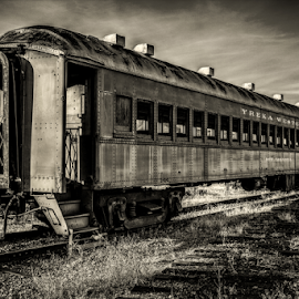 Abandoned by John Rogers - Transportation Trains