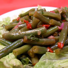 Spanish Green Bean Salad