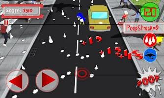 Screenshot of Bird Poop