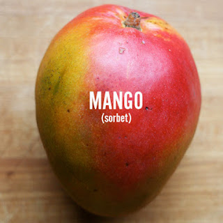 Mango Sorbet Vegan Recipes