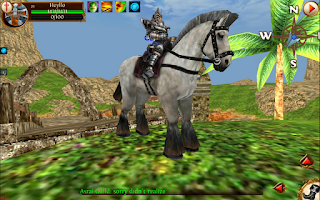 Screenshot of Midgard Rising 3D MMORPG (new)