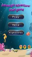 Screenshot of Aquarium Adventure: Alien Game