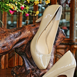 Women's shoes by Tiecha Broussard - Artistic Objects Clothing & Accessories ( shoes, clothing, feet, heels, accessories,  )