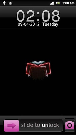 Neon Bible Go Locker Theme