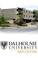 Screenshot of Dalhousie Arts Centre App