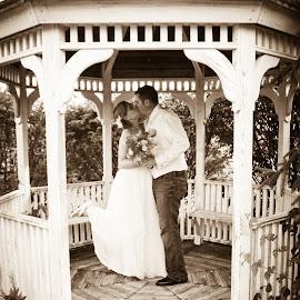 Love by Brooke Beauregard - Wedding Bride & Groom