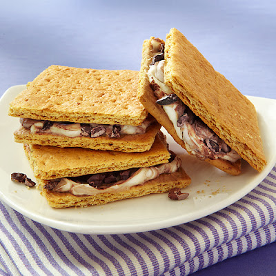 Cream Cheese S'mores
