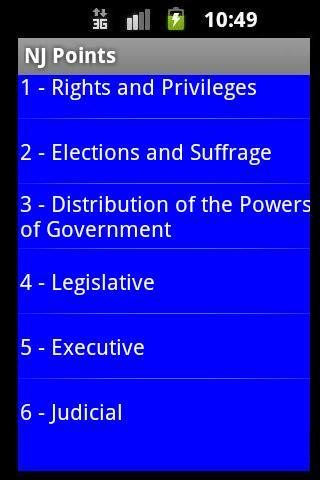 NJ Constitution
