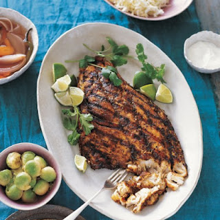 Grilled Fish Side Dishes Recipes