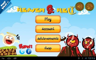 Screenshot of HeavenHell