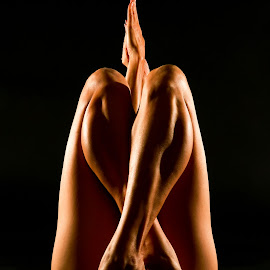 Hidden by Troy Wheatley - People Body Parts ( nude, beauty, yoga, skin, curves )