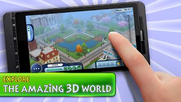 Screenshot of The Sims™ 3
