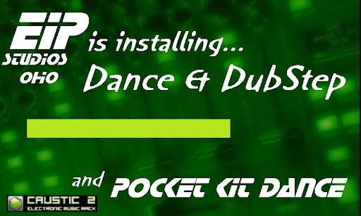 Caustic 3 Dance&DubStep - screenshot