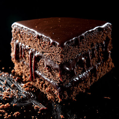 Very Moist Chocolate Layer Cake