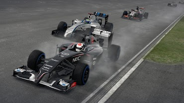 F1 2014 to hit PC, PS3 and Xbox 360 in October, series coming to next-gen in 2015