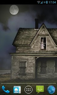 Halloween Haunted House Live - screenshot