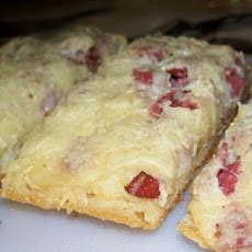 Salami Cheese Bread