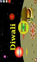 Screenshot of Diwali Festival kids Activity