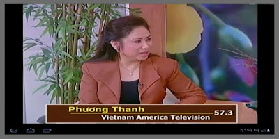 Screenshot of GlobalTV