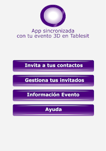 Invitados - screenshot
