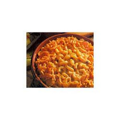Crispy Macaroni and Cheese