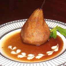 Crock Pot Maple-Sauced Pears