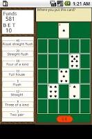 Screenshot of Poker-Solitaire