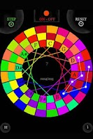 Screenshot of ChordCircle Demo