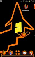 Screenshot of Flying Pumpkin Halloween Live