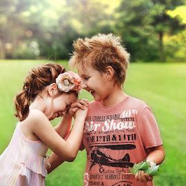 Kids by Alena Romanovskaya - Babies & Children Children Candids ( summer, kids )