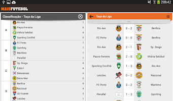 Screenshot of Maisfutebol