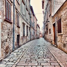 Rovinj by Andrea Gržević - City,  Street & Park  Historic Districts ( old, rovinj )