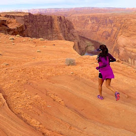 Antelope Canyon 50 Mile by Tyrell Heaton - Sports & Fitness Running