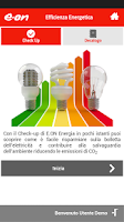 Screenshot of E.ON Energia Mobile