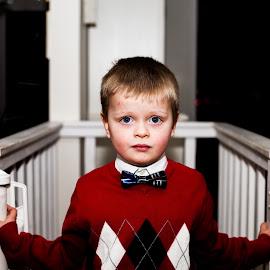 Stair model by Gunnar Sigurjónsson - Babies & Children Children Candids (  )