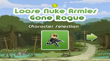 Screenshot of Nuke Armies