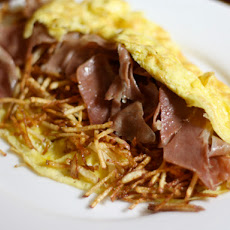 Dinner Tonight: Omelet Gramajo