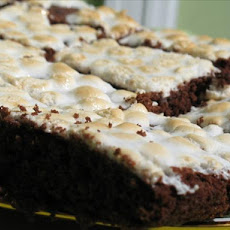 Woman's Prerogative Brownies
