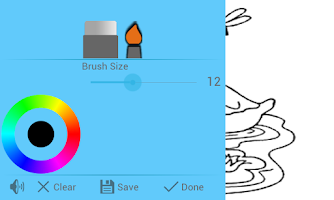 Screenshot of Learning Coloring Game for Kid