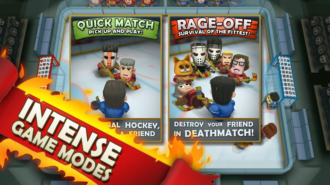 Ice Rage: Hockey Screenshot 11