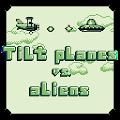 Tilt planes vs. aliens APK for Bluestacks
