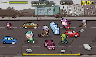 Screenshot of Escape 2012