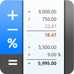CalcTape Free Tape Calculator v1.4.4(201512041643)