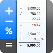 CalcTape Calculator with Tape APK for Lenovo