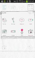 Screenshot of 2014 go launcher theme