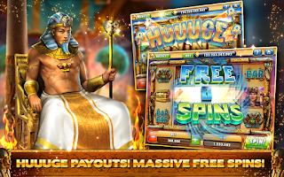 Screenshot of Slots - Cleopatra Casino