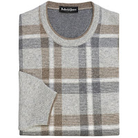 Bullock and Jones Palermo Sweater - Merino-Cashmere (For Men)