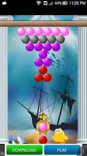 Bubble Shooter Mania - screenshot