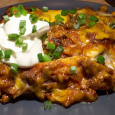 California (Mexican) Tortilla Casserole